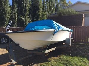Vintage Boat -  * this is a refurbish project *