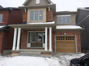 4 bedroom house for rent in north oshawa $2150
