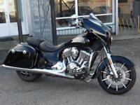 INDIAN CHIEFTAIN LIMITED THUNDER BLACK PEARL 2018 MODEL
