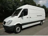 Man and Van Hire From £15
