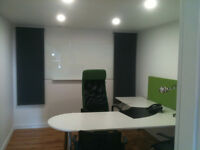 Private office for rent from 995$ / month + 1 month free