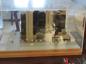 ARCHITECTURAL MODEL WILL SWAP FOR LEGO HO train scale
