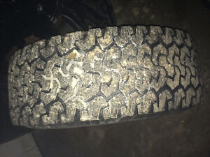 LT315-70-17 BFG All Terrain K02 Tires For Sale!