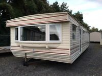 BK carnival 36x12 2 bedroom fully double glazed & central heated in mint condition ideal self build