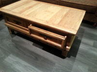 Mexican style coffee table