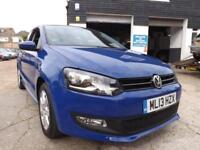 Volkswagen Polo 1.2 ( 60ps ) 2013 Match 40000 MILES DRIVE AWAY TODAY!