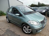 MERCEDES - BENZ A200 2.0 DIESEL AUTO AVANTGARDE ONE OWNER