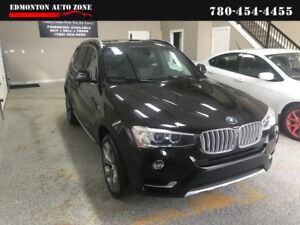 2015 BMW X3 BMW X3 28 Diesel xdrive leather executive premium