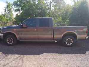 2004 ford f250 king ranch