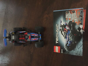 Lego Technic Off Road Racer 42010