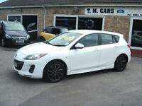 2012 Mazda Mazda3 1.6TD Tamura 5dr **£30 Tax / New MOT**
