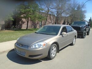 2006 CHEVY IMPALA  REDUCED TO 3100.00$