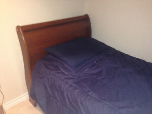 Kids Twin Bed With Headboard Footboard and Sides Belleville Belleville Area image 7