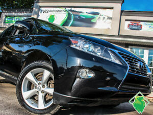 FLASH SALE! '13 Lexus RX350 Prem+AWD+AccidentFree! $176/Pmts!