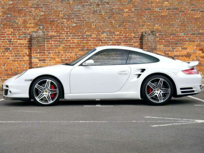 2007 Porsche 911 997 Turbo Manual - Adaptive Sport Seats - BOSE - Sport  Chrono | in St Albans, Hertfordshire | Gumtree