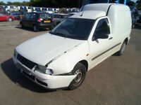 VOLKSWAGON CADDY DAMAGED REPAIRABLE SALVAGE