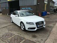 2009 Audi A4 2.0TDI 143PS S- Line,IN STUNNING CONDITION THROUGHOUT,