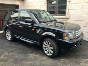 Range Rover Sport Supercharged 2007