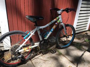 """Opus Nix - high end 20"""" kids bike"""