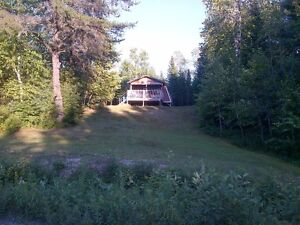 Land and Camp for sale- Northwest river