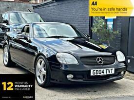 image for 2004 Mercedes-Benz SLK 3.2 SLK320 2dr Convertible Petrol Automatic
