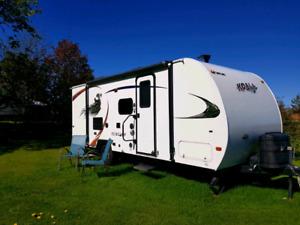 20 foot lightweight travel trailer