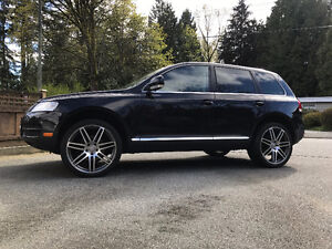2006 Volkswagen Touareg V8 Loaded SUV