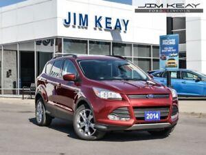 2014 Ford Escape SE  - Bluetooth -  Heated Seats - $65.72 /Wk