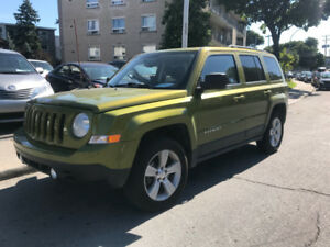 2012 JEEP PATRIOT *TRES TRES PROPRE **4 CYL.
