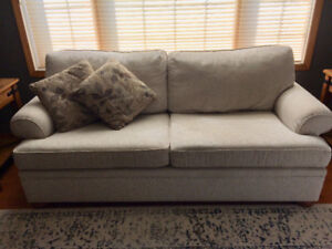Couch (smoke/pet free home). OBO