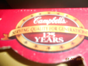 campbell soup company diecast toys 1/43 scale Kitchener / Waterloo Kitchener Area image 2
