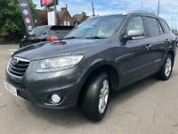 2010 Hyundai Santa FE 2.2 CRDi Premium 5dr Auto [5 Seats] Estate Diesel Automati