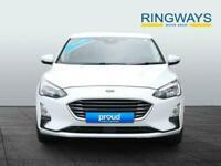 2020 Ford Focus Titanium 1.0 Petrol 5DR Hatchback 6SPD Manual Hatchback Petrol M