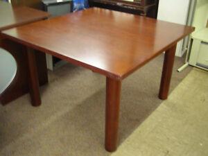 Square Board Room Table