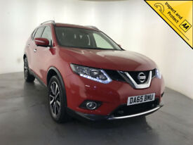 2015 NISSAN X-TRAIL N-TEC DCI DIESEL 4WD 1 OWNER FROM NEW NISSAN SERVICE HISTORY