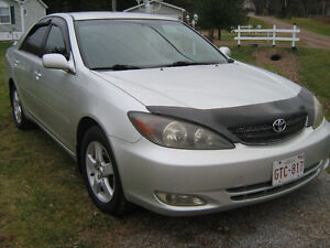 2003 Toyota Camry SE ( REDUCED to $3700.00)