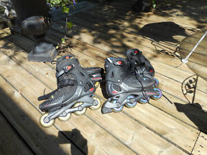 RollerBlades...As New...2 Pairs...Great Price!