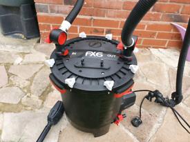 Fluvel FX6 aquarium filter pump
