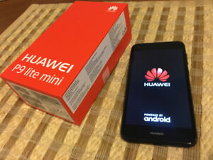 Huawei P9 lite mini cellphone Android LIKE NEW (Samsung, iPhone)