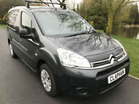2015 15 CITREON BERLINGO 1.6HDI ENTERPRISE SPECIAL EDITION GREY ANY UK DELIVERY