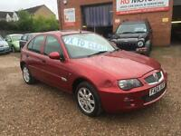 2004 Rover 25 1.4 84ps Si Red 5dr Hatch, Long Mot, **ANY PX WELCOME**