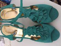 New office heels
