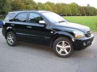 2007 57 REG Kia Sorento 2.5CRDi auto Titan LTD EDITION