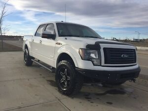 2012 F150 FX4 Ecoboost WARRANTY AND MAINTENANCE INCLUDED 1 YEAR