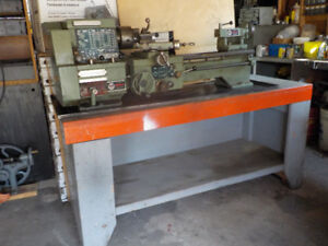 METAL LATHE FOR SALE - ENTERPRISE 10
