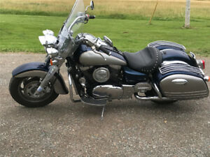 2005 KAWASAKI NOMAD , CAN BE SEEN AT 566 KELTIC DR SYD RIVER