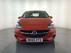 2015 VAUXHALL CORSA EXCITE AC ECOFLEX HEATED SEATS 1 OWNER SERVICE HISTORY