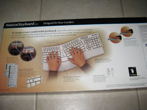 Ergonomic Keyboard Cambridge Kitchener Area image 3