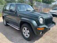 2002 Jeep Cherokee 3.7 V6 Limited 4x4 5dr SUV Petrol Automatic