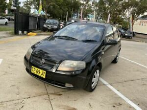 2006 Holden Barina 4 cylinder automatic 156,000 km  3 Month Rego  Mount Druitt Blacktown Area Preview